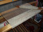Rug Project on Loom