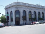 Former Bank Building Now Seed Shop