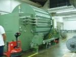 Warping-Beaming Machine at Pendleton